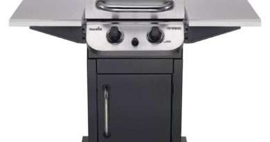 Char-Broil Performance Black and Stainless Steel 2-Burner Gas Grill 463625217