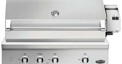 DCS Evolution 36-Inch Built-in Gas Grill