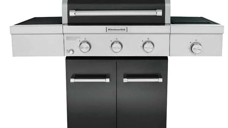 Kitchenaid 3-Burner Gas Grill Model 720-0953