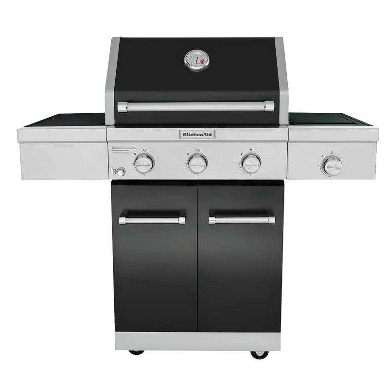 Kitchenaid 3-Burner Gas Grill Review