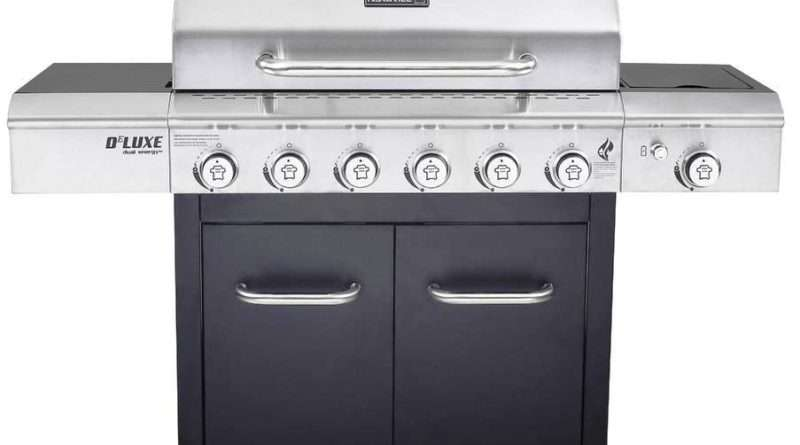 Nexgrill Deluxe 6-Burner Gas Grill Model 720-0898