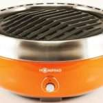 Homping Grill Portable Charcoal Grill
