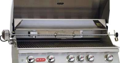 Bull Brahma 38-Inch Built-in Gas Grill
