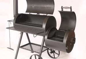 Horizon BBQ Smoker 16-Inch Backyard Classic Charcoal Smoker