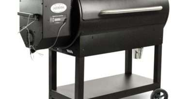 Louisiana Grills Country Smoker CS-680 Pellet Grill