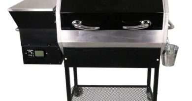 Rec Tec Grill Stampede - RT-590 Pellet Grill