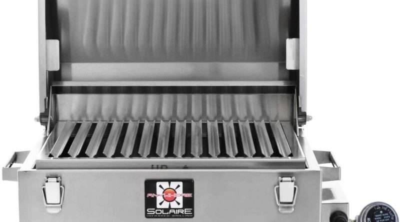 Solaire Anywhere Portable Infrared Gas Grill