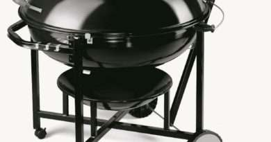 Weber Ranch Kettle Charcoal Grill