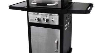 Dyna -Glo Smart Living 2-Burner Gas Grill Model DGP350SNP-D