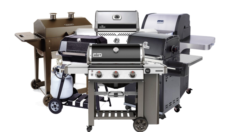 Gas Grills 500-1000 Graphic